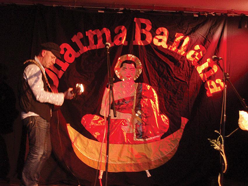 Dharma Banana